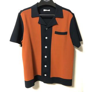 ヴァレンティノ(VALENTINO)のVALENTINO ヴァレンティノ ハリースタイルズ同型 オープンカラー シャツ(シャツ)