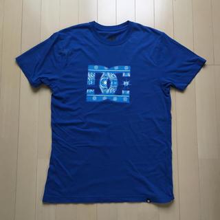 ディーシー(DC)のDC TEE SIZE S(Tシャツ/カットソー(半袖/袖なし))