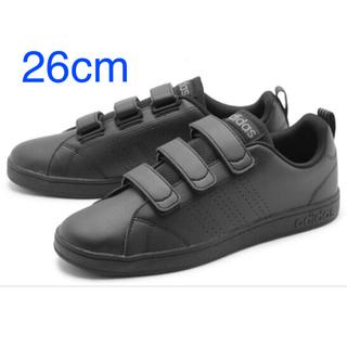 adidas - adidasNEO バルクリーン2 CMF スニーカー ブラック 26センチ