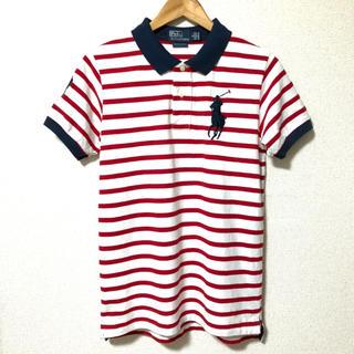 ポロラルフローレン(POLO RALPH LAUREN)の【美品】Polo by Ralph Lauren ビッグポニー ポロシャツ(ポロシャツ)