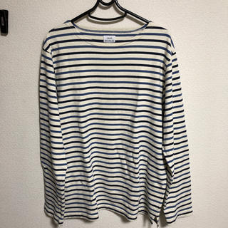 コーエン(coen)のcoen ボーダーtシャツ(Tシャツ/カットソー(七分/長袖))