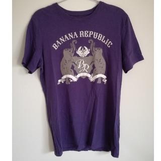 バナナリパブリック(Banana Republic)のバナナ・リパブリック Tシャツ メンズ サイズS(Tシャツ/カットソー(半袖/袖なし))