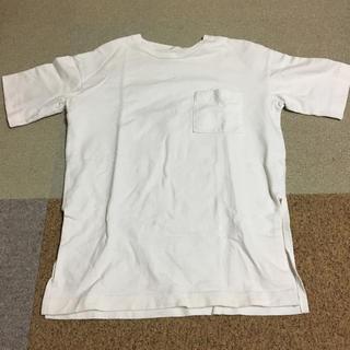 白Tシャツ(Tシャツ/カットソー(半袖/袖なし))
