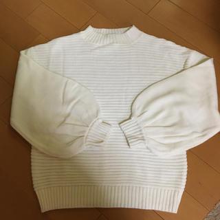 ニットセーター  新品に近い(ニット/セーター)