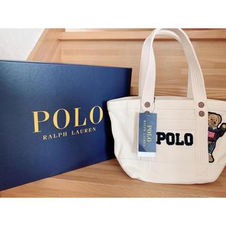 ポロラルフローレン(POLO RALPH LAUREN)のポロベア トートバッグミニ(トートバッグ)