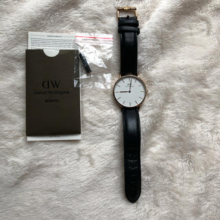 ダニエルウェリントン(Daniel Wellington)のダニエルウェリントン  腕時計  36mm(腕時計)