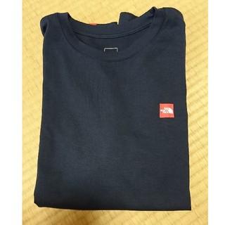 THE NORTH FACE - ザノースフェイス 半袖Tシャツ Lサイズ ネイビー