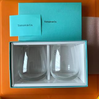 Tiffany & Co. - 【新品、未使用】TIFFANY ペアタンブラー