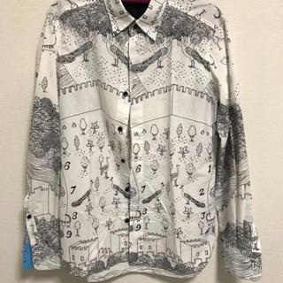 ツモリチサト(TSUMORI CHISATO)のツモリチサト シャツ(シャツ)