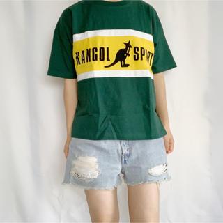 カンゴール(KANGOL)のKANGOL ロゴTEE(Tシャツ/カットソー(半袖/袖なし))