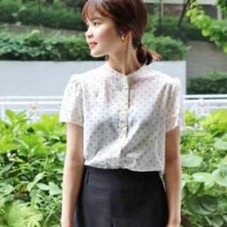 IENA - イエナ ピコカットシャツ ホワイト 2018SS