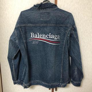 Balenciaga - BALENCIAGA デニムジャケット