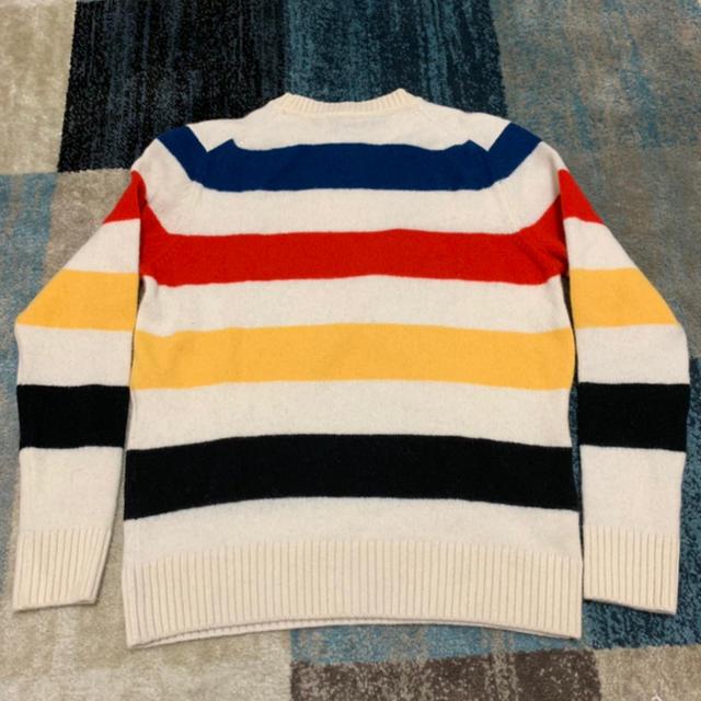 MAISON KITSUNE'(メゾンキツネ)のメゾンキツネ ニット メンズのトップス(ニット/セーター)の商品写真