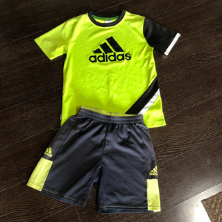adidas - アディダス プラクティスシャツ プラクティスパンツ