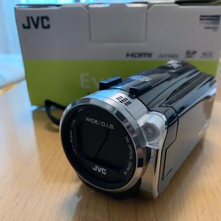 ケンウッド(KENWOOD)のビデオカメラ JVC GZ-E745(ビデオカメラ)