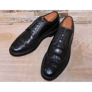 USA製 トムマッキャン ロングウイングチップドレス 黒 28,5cm(ドレス/ビジネス)