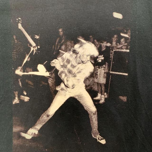 JOEY HYSTERIC(ジョーイヒステリック)の☆ JOEY HYSTERIC × Kurt Cobain ☆ キッズ/ベビー/マタニティのキッズ服 男の子用(90cm~)(Tシャツ/カットソー)の商品写真