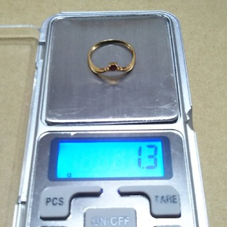 k18指輪(リング(指輪))