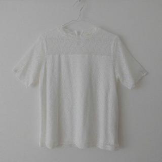 chocol raffine robe - 【新品】レース ブラウス ショコラフィネ ローブ