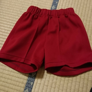 アシックス(asics)のアシックス 体操ズボン 120サイズ エンジ(その他)