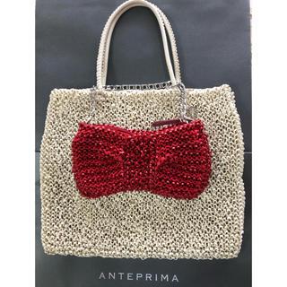 ANTEPRIMA - 美品本物 アンテプリマガーラリボン人気💕レッドカラー