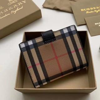 BURBERRY - バーバリーBURBERRY折り財布