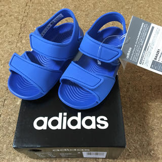 adidas - アディダス サンダル 14cm