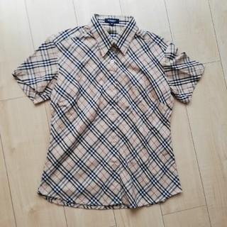 BURBERRY - BURBERRY LONDON★半袖シャツ