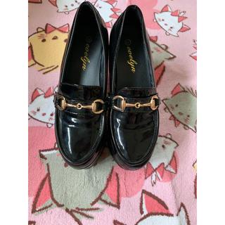 エブリン(evelyn)のevelyn(ローファー/革靴)