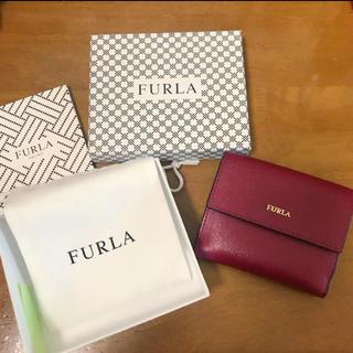 フルラ(Furla)のFURLA 二つ折り財布  正規品(折り財布)