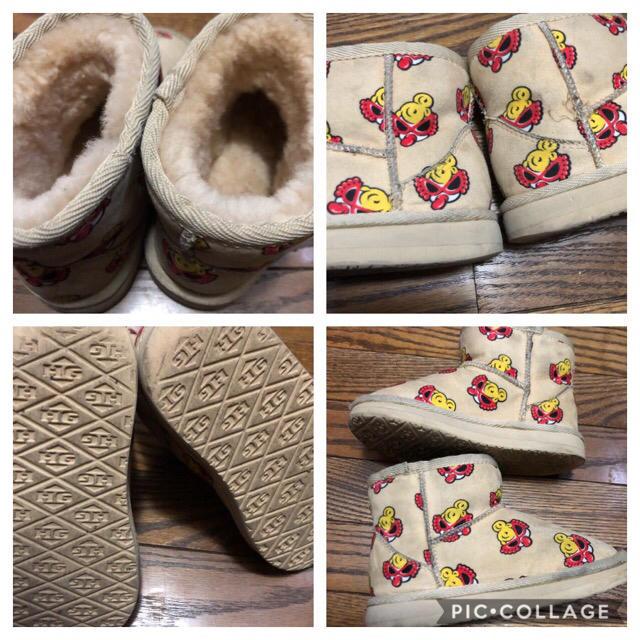 HYSTERIC MINI(ヒステリックミニ)のヒスミニ  キッズ/ベビー/マタニティのキッズ靴/シューズ (15cm~)(ブーツ)の商品写真