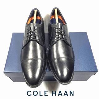 コールハーン(Cole Haan)の【新品・正規品】COLE HAANコールハーン オックスフォード ブラック(ドレス/ビジネス)