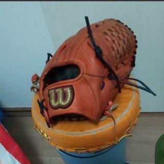 wilson - ウィルソン Pro Staff 硬式用 オールラウンド 野球 グローブ