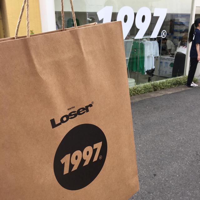 GDC(ジーディーシー)のyouth loser ポップアップ メンズのレッグウェア(ソックス)の商品写真