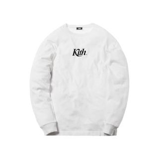 シュプリーム(Supreme)のKITH PIGMENT DYED SWASH L/S TEE -  XS(Tシャツ/カットソー(七分/長袖))