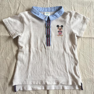 Disney - ミッキー ポロシャツ