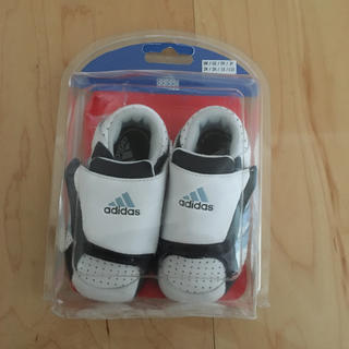adidas - 新品未使用 アディダス ベビーシューズ