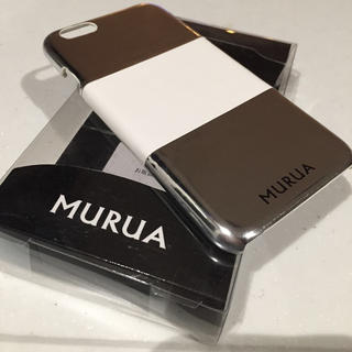 ムルーア(MURUA)のMURUA★iPhone6ケース(モバイルケース/カバー)