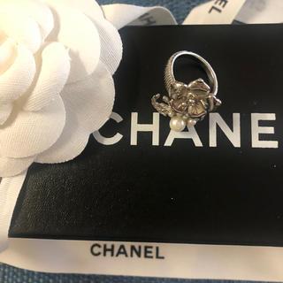 シャネル(CHANEL)の新品 CHANELシルバーリング 11号(リング(指輪))
