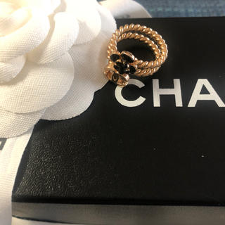 シャネル(CHANEL)の新品 CHANELゴールドリング 11号(リング(指輪))