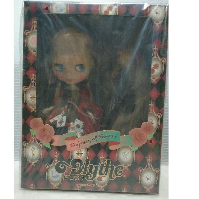Takara Tomy(タカラトミー)のネオブライス マジェスティオブハーツ 未開封 エンタメ/ホビーのフィギュア(その他)の商品写真