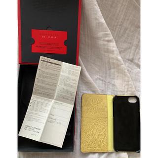 バーニーズニューヨーク(BARNEYS NEW YORK)のpepe様専用✳︎ボナベンチュラ  iphone6.7.8(iPhoneケース)