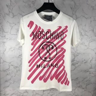 モスキーノ(MOSCHINO)のMOSCHINO Tシャツ 男女兼用 (Tシャツ/カットソー(半袖/袖なし))
