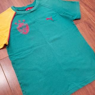 puma★半袖★Tシャツ★140cm(*´ー`*)