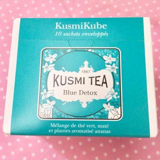 KUSMI TEA クスミティー  ブルーデトックス 2箱(茶)
