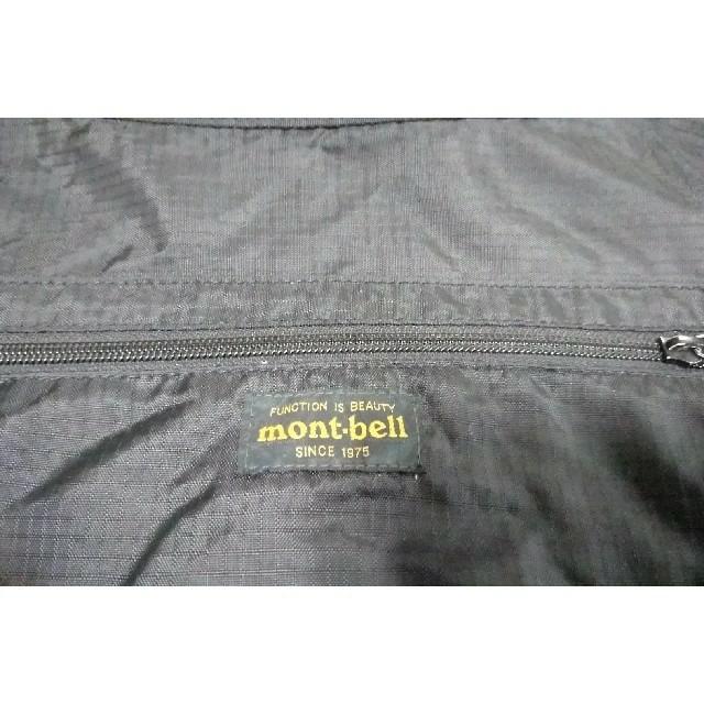 mont bell(モンベル)のmont-bellショルダーバック スポーツ/アウトドアのアウトドア(登山用品)の商品写真