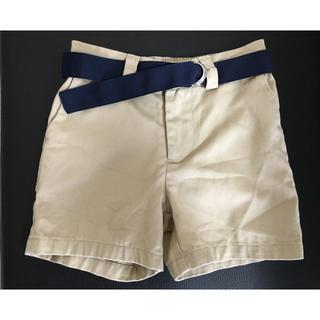 Ralph Lauren - ラルフローレン ポロ ショートパンツ,ベルト付き,80cm