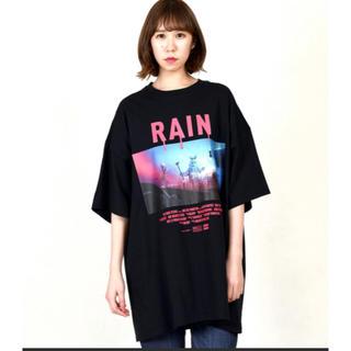 MILKBOY - MILKBOY RAIN BUNNY Tシャツ うさぎ ブラック 美品