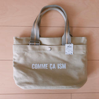 COMME CA ISM - COMME CA ISM トートバッグ
