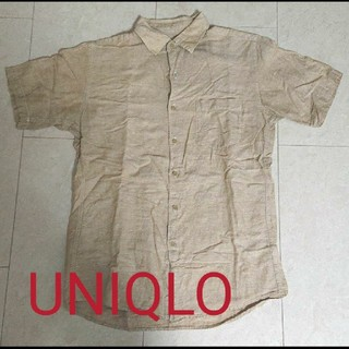 UNIQLO☆シャツ☆